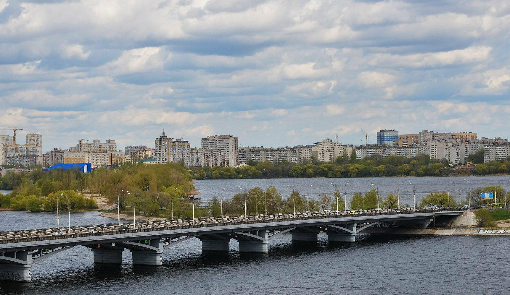 Жара в Воронеже. Объявлено штурмовое предупреждение