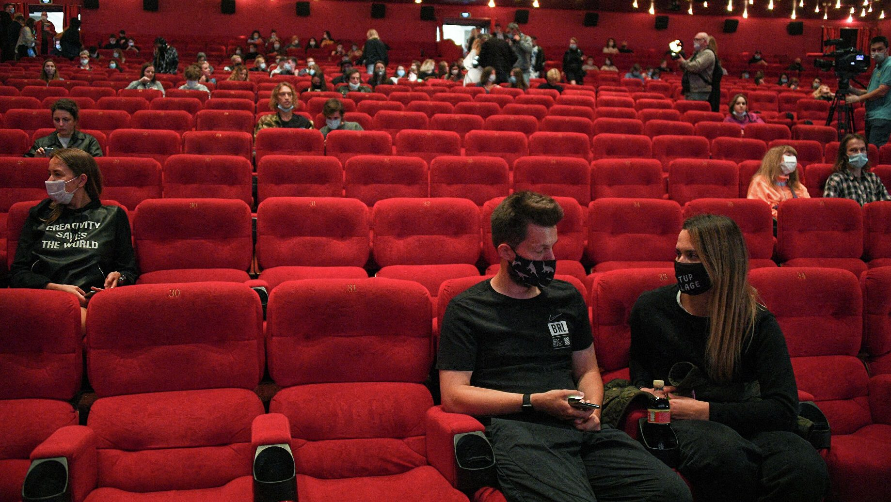 В кинотеатрах России будут предупреждать о длительности рекламы