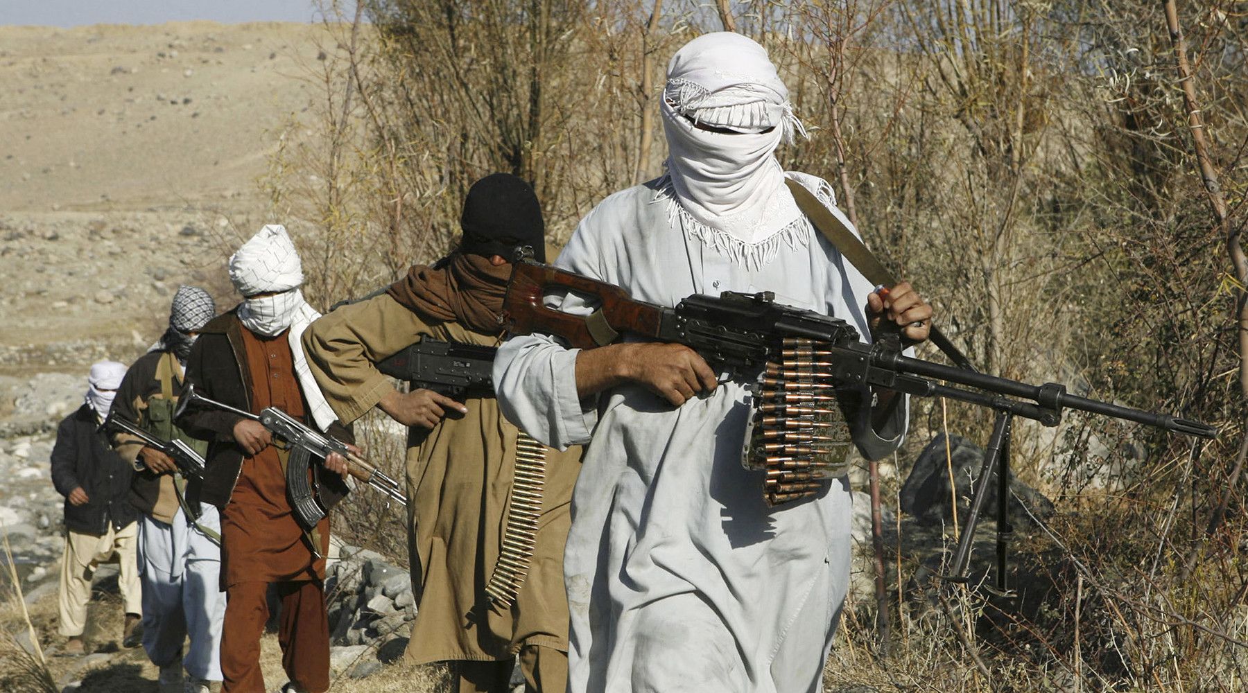 Талибы открыли огонь по митингующим в Нангархаре
