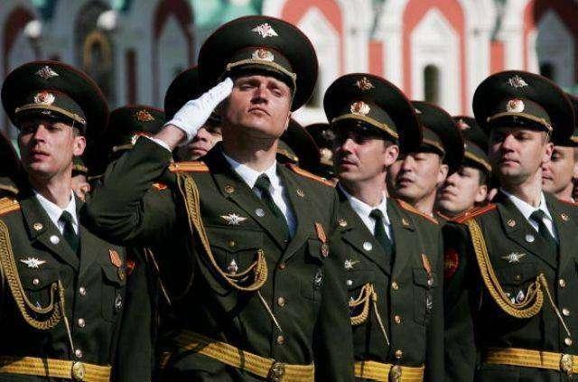 21 августа в России отмечают День офицера России