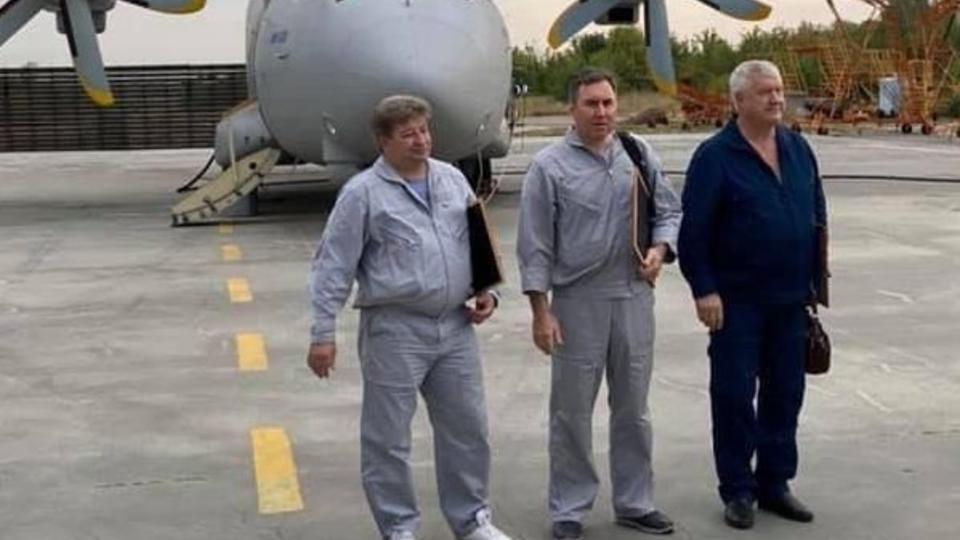 ИЛ-112В, погибшие летчики награждены орденами Мужества.