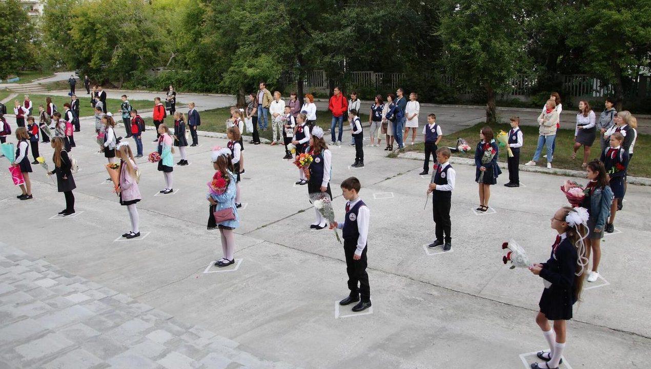 Как пройдут линейки 1 сентября в российских школах