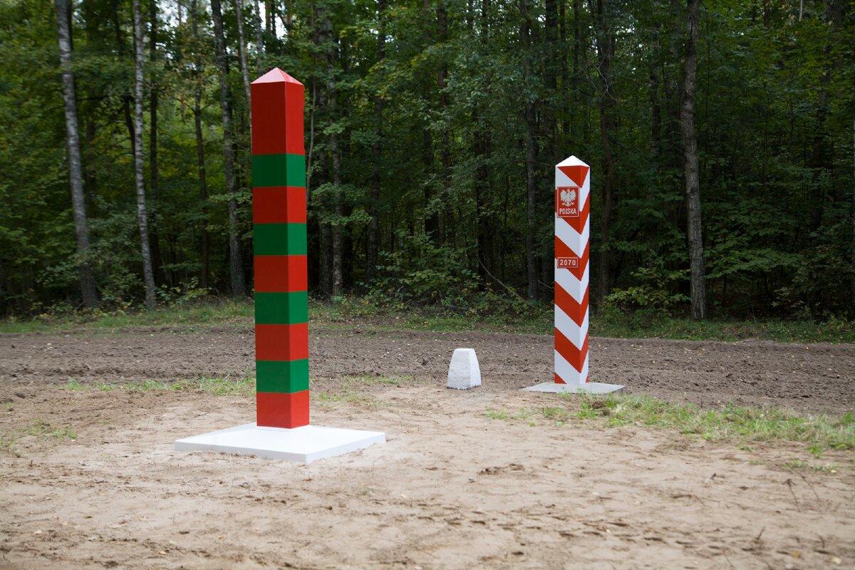 Польша усиливает охрану границы с Белоруссией