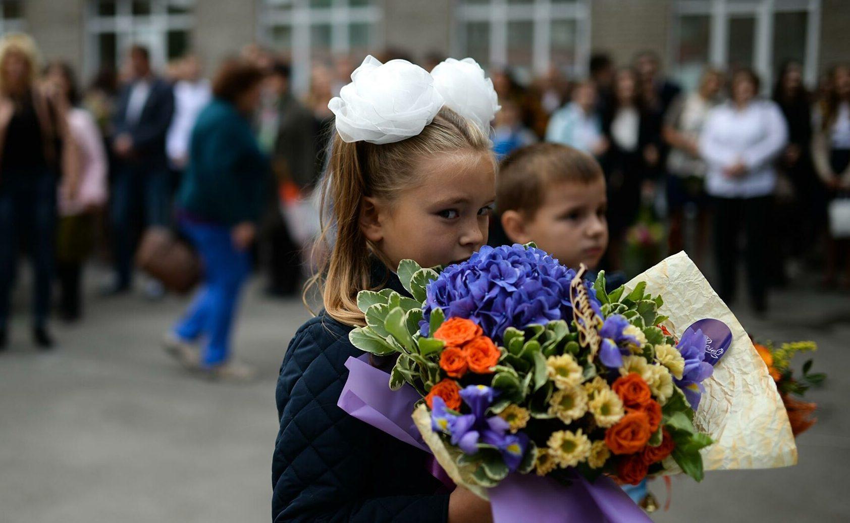 Новая школа открыта в посёлке на Колыме. Впервые за 35 лет