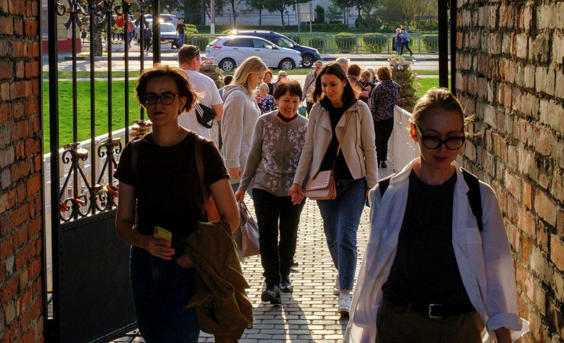 За лето свыше 4 млн туристов посетили Подмосковье