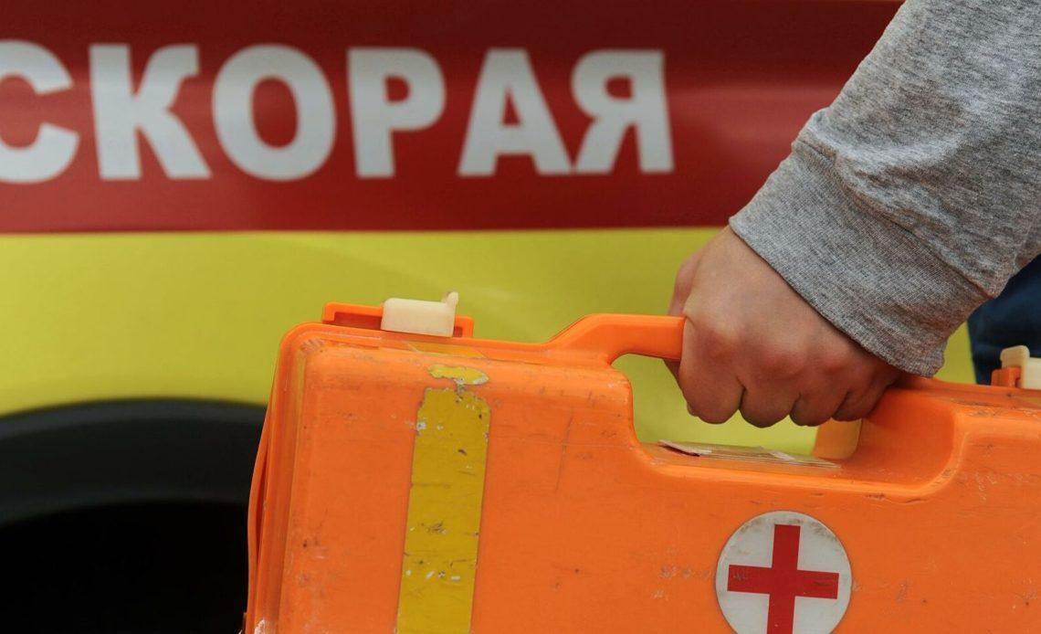 Пациент напал на фельдшера в Томской области
