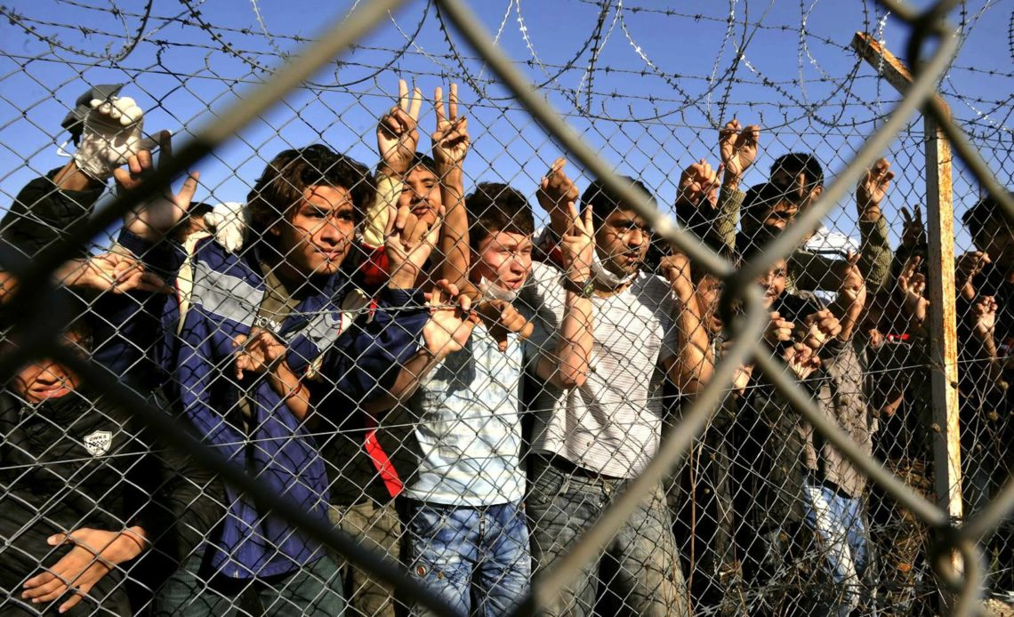 Нелегалы из Афганистаны заполонили беларусские границы
