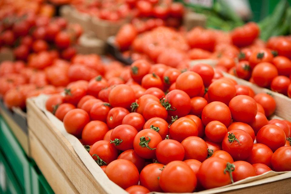 Россельхознадзор выявил ряд заболеваний в турецких помидорах