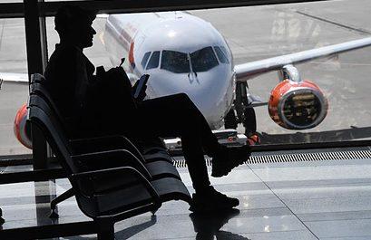 Массовая отмена и задержка рейсов случилась в Москве