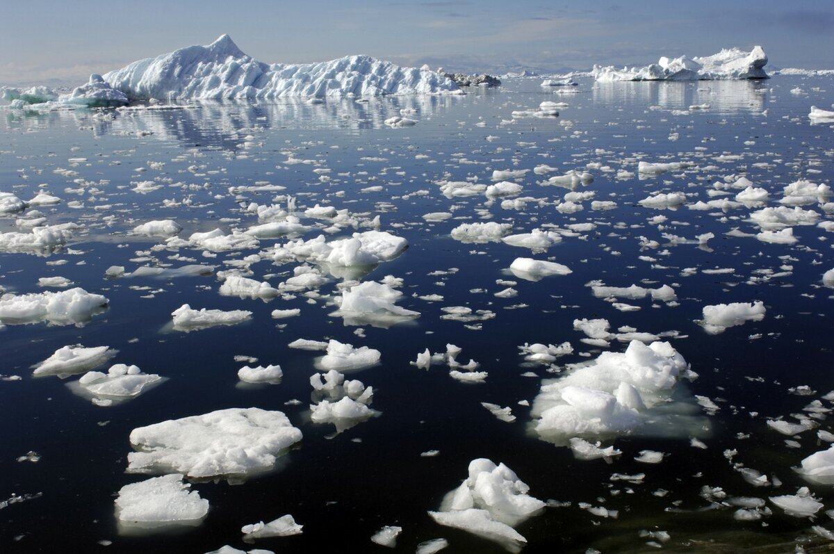 """Глобальное потепление может """"пробудить"""" опасные вирусы"""