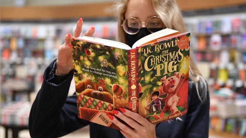 Автор Гарри Поттера написала новую книгу для детей