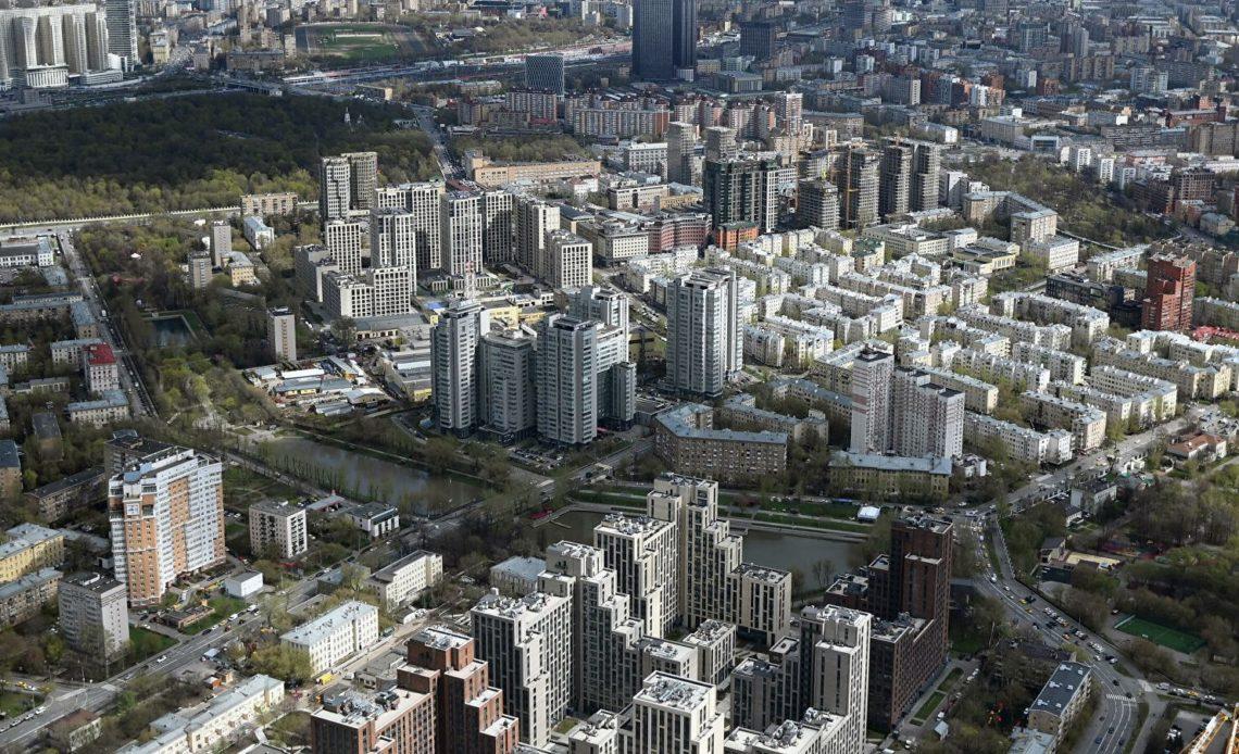 Налог на квартиры Москвы вырастет на 10%. Но только в 2022 году