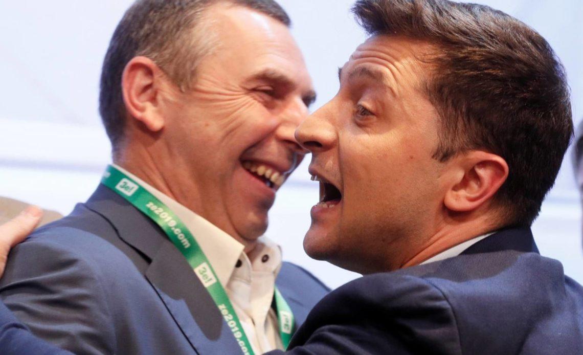 Зеленский передал своему советнику 25 процентов офшорных акций
