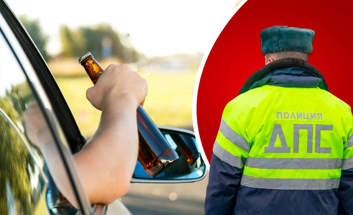 В России планируют ввести уголовную ответственность за пьяную езду