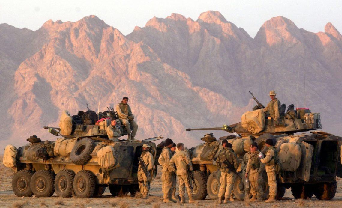 Европейцы назвали ввод американских войск в Афганистан ошибкой
