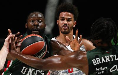 Баскетболисты УНИКСа одержали первую победу в нынешнем сезоне Евролиги