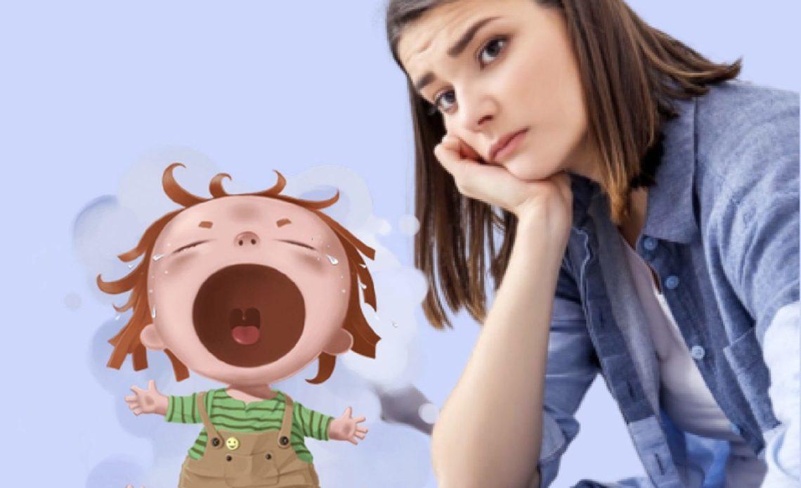 Специалисты считают, что если ваш ребёнок устраивает истерики
