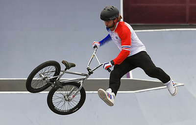 Чемпионат Европы по BMX-фристайлу в Москве пройдет с 12 по 14 ноября