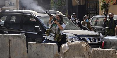 Что известно о перестрелках во время протестов в Бейруте