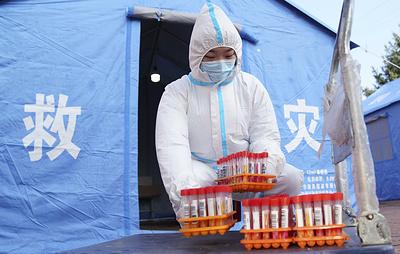 CNN: китайские эксперты скоро изучат взятые в Ухане в конце 2019 года образцы крови