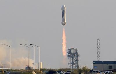 Cуборбитальный корабль New Shepard. История и характеристики