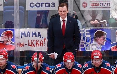 Федоров заявил, что не общался с Федерацией хоккея России по поводу работы в сборной