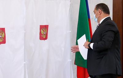 История выборов и назначений главы Республики Дагестан