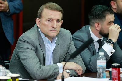Медведчук назвал новые обвинения против себя незаконными и необоснованными
