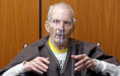 Миллионера Дарста приговорили в США к пожизненному сроку за убийство 21-летней давности
