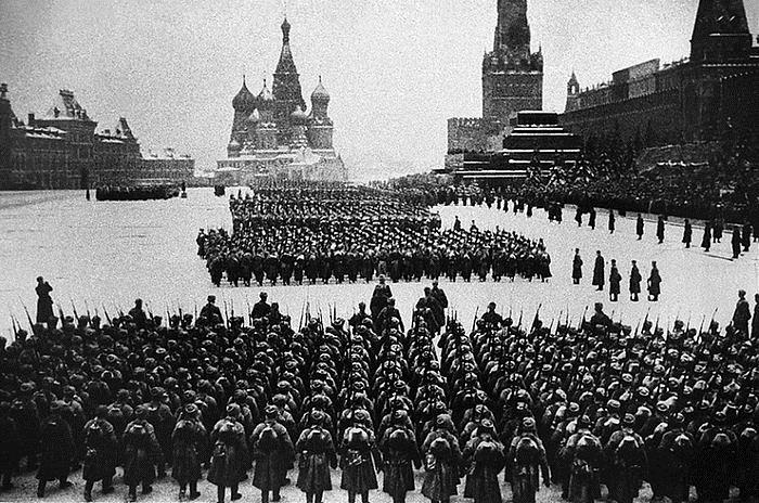 Битва за Москву, стала самым крупным сражением