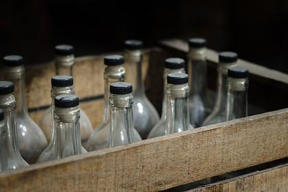 Алкоголь на продукты могут обменять жители в Оренбургской области