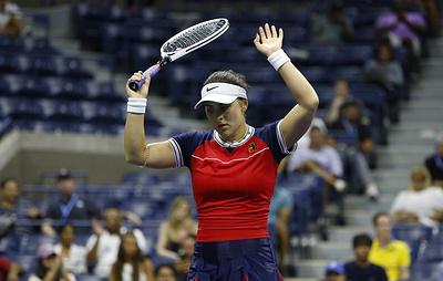 Победительница US Open 2019 года Андрееску снялась с Кубка Кремля