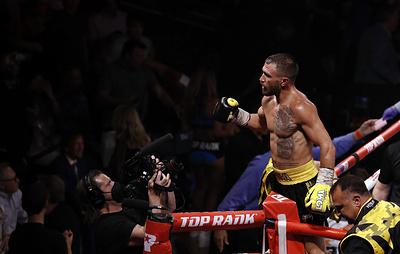 Поединок боксеров Ломаченко и Комми должен состояться 11 декабря в Нью-Йорке