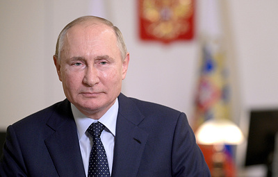 """Путин наградил Александра Маслякова орденом """"За заслуги перед Отечеством"""" I степени"""