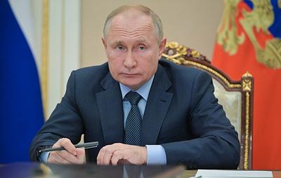 Путин назвал нейтрализацию угроз с территории Афганистана задачей спецслужб стран СНГ