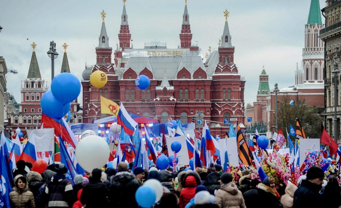 Россиян ждет трехдневная рабочая неделя в начале ноября