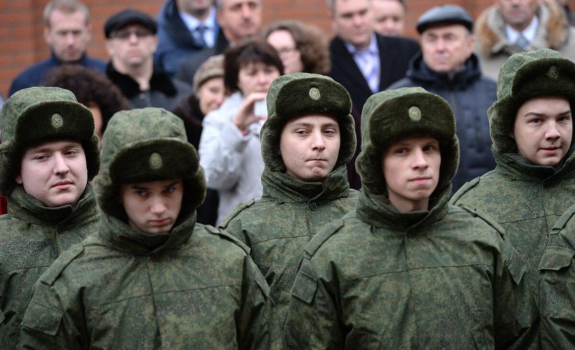 Указ об осеннем призыве подписан Путиным