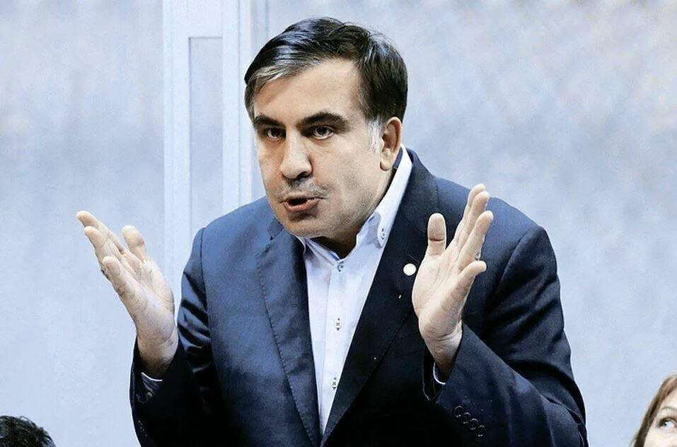 Саакашвили обратился к международному сообществу после ареста
