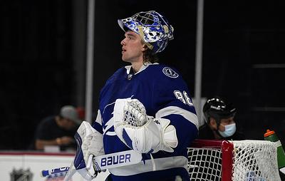 СМИ: генменеджеры и тренеры клубов НХЛ признали Василевского лучшим голкипером лиги