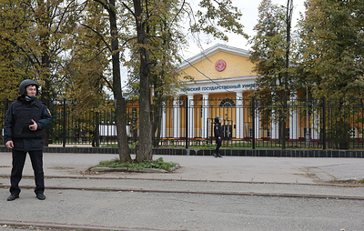 Устроившего стрельбу в вузе в Перми арестовали на два месяца