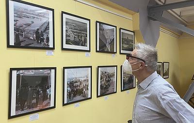 В Нижнем Новгороде открылась выставка со старинными видами города в 3D-формате