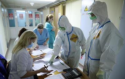 В России за сутки зарегистрировали 973 смерти из-за коронавируса. Это новый максимум