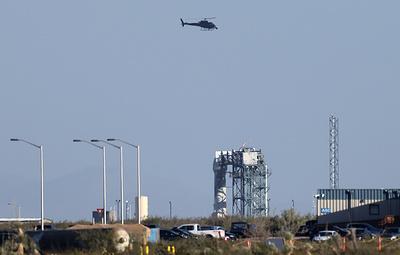 Запуск корабля New Shepard с Уильямом Шетнером на борту. Видеотрансляция